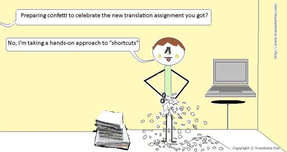 Translator's Productivity --shortcuts (click on the image to enlarge)