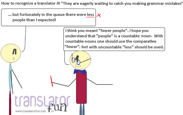 """""""Translators are eagerly waiting to catch you making grammar mistakes"""" -- click on the image to enlarge"""