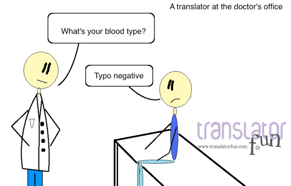 Translator at the doctor's office