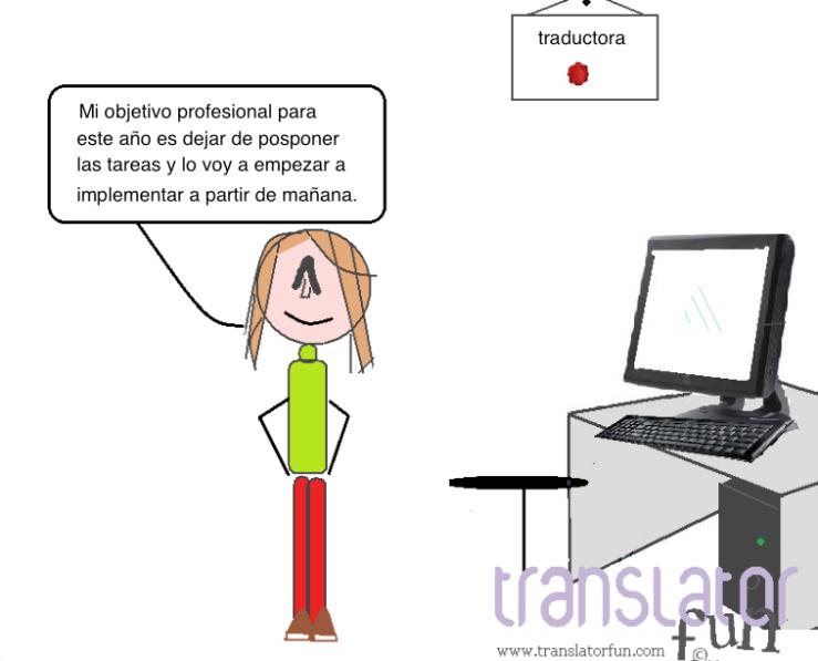 Tradutcora: objetivos profesionales
