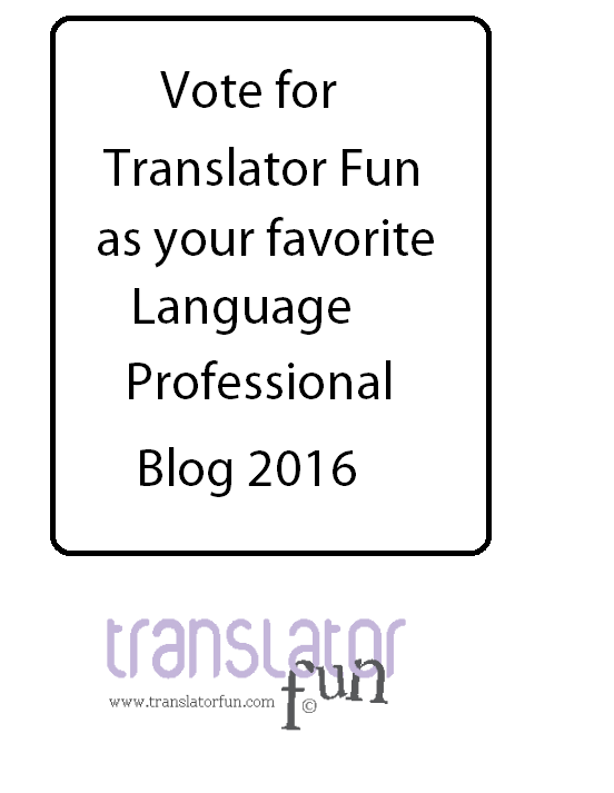 Vote for Translator Fun