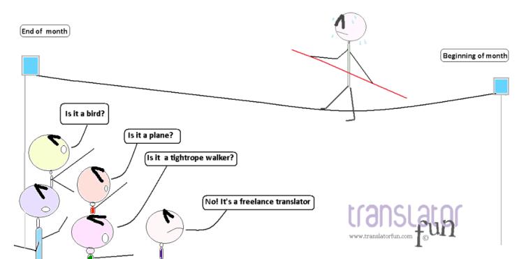 Translator lifestyle