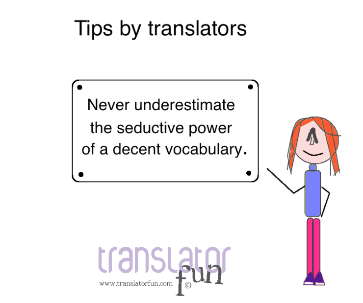 tips by translators