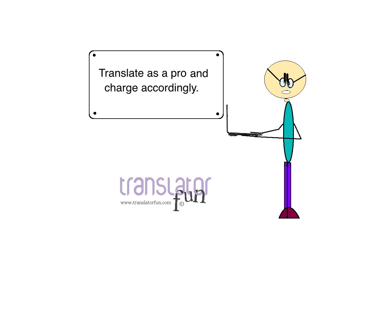 Best practices for translators