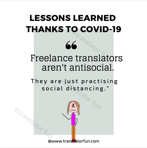 Freelance translators during COVID-19